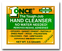Once Hand Cleanser